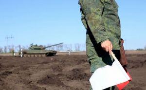 В ДНР прошли полевые учения танкистов