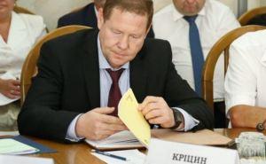 Уволен глава СБУ в Харьковской области
