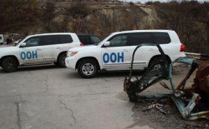 Наблюдатели ОБСЕ ограничили зону мониторинга на Донбассе