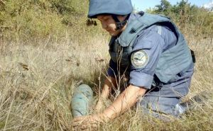 В Луганской области за сутки обнаружено 3 боеприпаса
