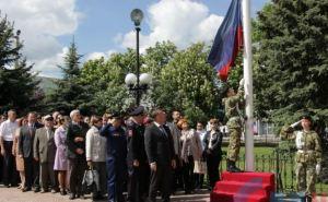 В Луганске начали отмечать 3 годовщину образования ЛНР (фото)