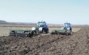 В Луганской области продолжается посевная кампания