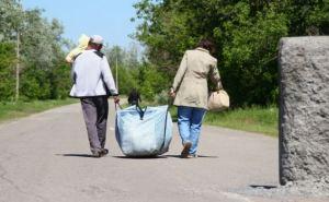 Пункт пропуска в Станице Луганской за сутки пересекли 7490 человек