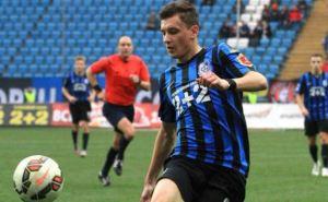 Луганская «Заря» подписала контракт с нападающим «Черноморца»