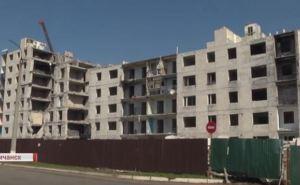 В Лисичанске затягивается демонтаж разрушенной многоэтажки