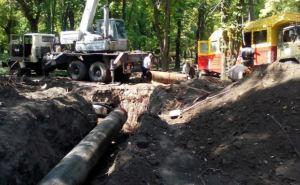Жители восточных кварталов Луганска останутся на сутки без воды