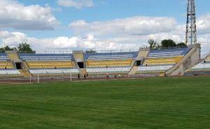 Как выглядит сейчас стадион «Авангард» в Луганске (фото)