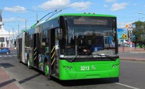 Харьков берет кредит на закупку 50 троллейбусов