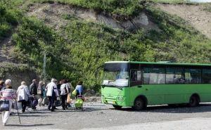 Из Луганска запустили автобусный маршрут до пункта пропуска в Станице (фото)