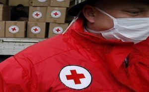 Красный Крест помогает в восстановлении Луганской области