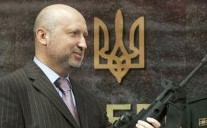 В Харьков едет Турчинов