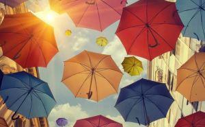 В Луганске хотят создать «Аллею парящих зонтиков»