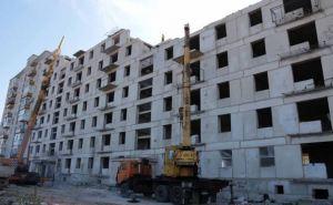 В Луганской области продолжается строительство жилья для переселенцев (фото)