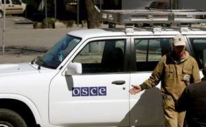 ОБСЕ опровергает обстрел своей базы в Попасной