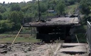 Житель Лисичанска получил 10 лет тюрьмы за подрыв моста