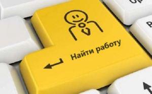 Больше половины населения Луганской области не заняты работой