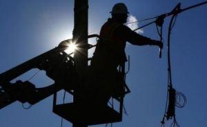 В Луганской области повреждена линия электропередач. Без света 40 тыс. жителей