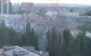 В центре Луганска прогремел второй взрыв за день (фото)