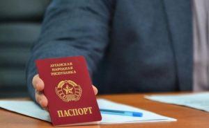 В самопровозглашенной ЛНР за полгода выдали более 30 тыс. паспортов
