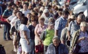 Переселенцев в Украине стало меньше на 2 тысячи человек. —Статистика
