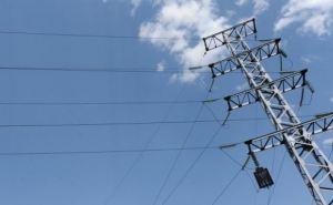Возле Первомайска завершили ремонт линии электропередач «Михайловка-Алмазная»
