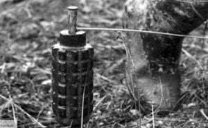 Двое мирных жителей подорвались на растяжке в районе Северского Донца