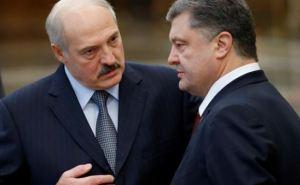 Лукашенко посетит Украину и обсудит ситуацию на Донбассе с Порошенко