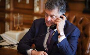 «Нормандская четверка» проведет телефонные переговоры 24июля. —Порошенко