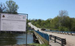 В Луганской области завершается восстановление Томашевского моста (видео)