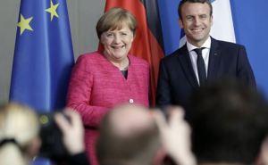 Меркель и Макрон подвели итоги телефонных переговоров в «нормандском формате»