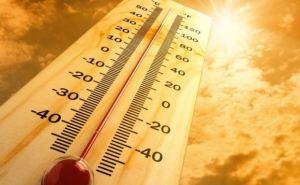 В Луганск пришла жара: температура воздуха поднимется до +40ºС