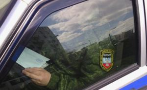 В самопровозглашенной ДНР штрафуют владельцев машин с украинскими номерами
