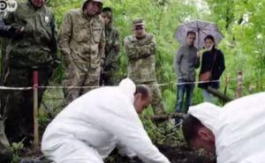 Обнаружены тела более 600 погибших на Донбассе. —«Черный Тюльпан» (фото)