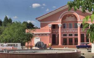В Северодонецке завершается капитальный ремонт здания театра (видео)