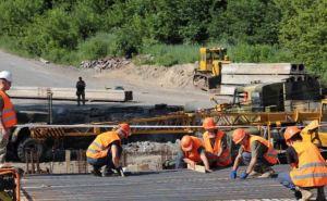 В Луганской области идет капремонт трех мостов