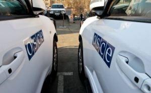 Наблюдатели ОБСЕ попали под обстрел в Донецкой области