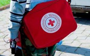 Красный Крест доставил на Донбасс 120 тонн гуманитарной помощи
