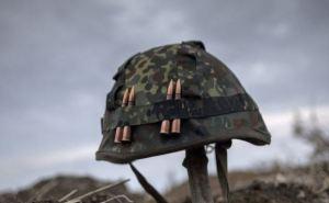 В районе Крымского в результате обстрела ранен военный