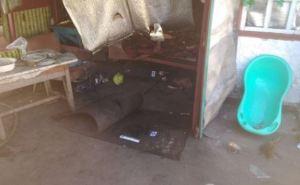 Житель Луганской области подорвался на гранате