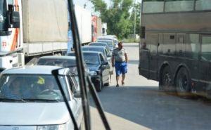 В самопровозглашенной ЛНР рассказали через какие КПП будут ходить автобусы и большегрузы