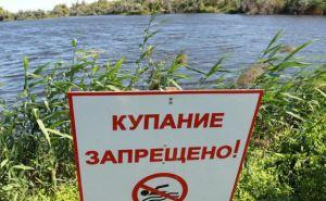 В Северодонецких водоемах купаться очень опасно для здоровья. —Специалисты