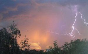 На Луганск 22 август обрушатся шквалистый ветер и грозы