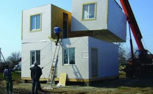 В Украине разрабатывают механизм предоставления переселенцам социального жилья