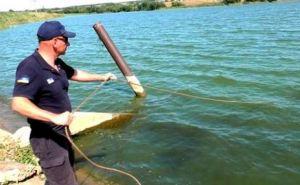В Луганской области проходит подводное разминирование рек