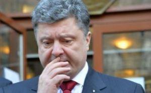 Подавляющее большинство украинцев не одобряют действий Порошенко. —Опрос