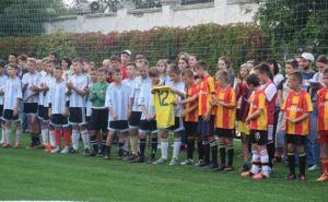 В Северодонецке открыли новое футбольное поле (фото)