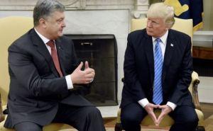 Порошенко и Трамп встретятся 21сентября