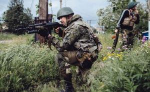 Сутки на луганском направлении