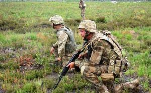 На луганском направлении увеличилось число обстрелов. Есть раненые
