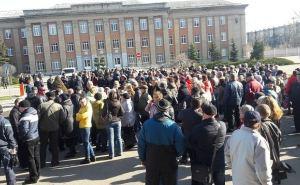В Северодонецке рабочие выйдут на акцию протеста